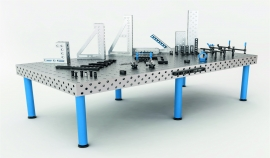 D16 3D Welding Table